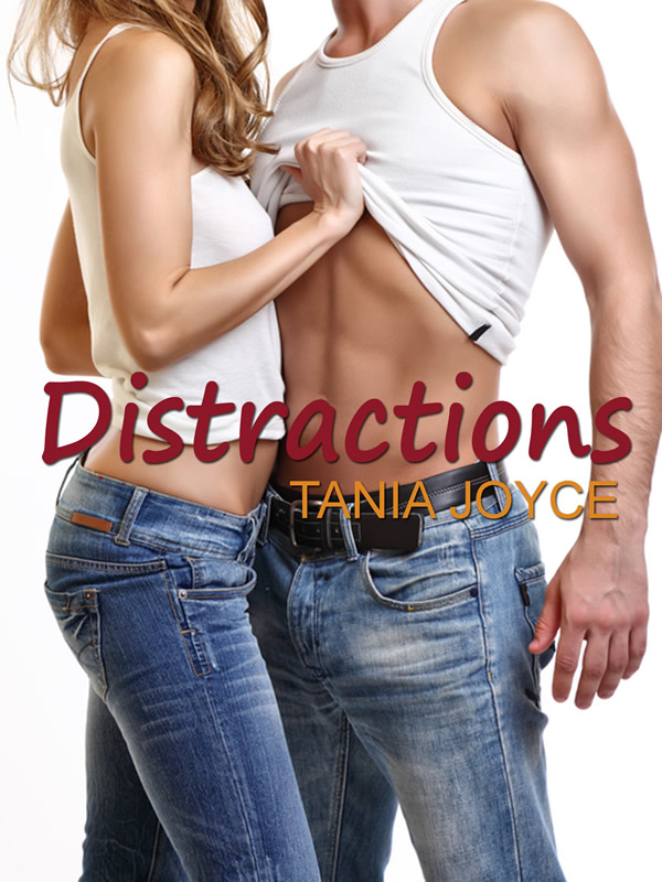 Distractions - New Adult College Romance